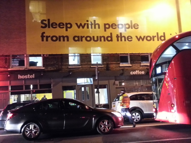 Sleep with people
