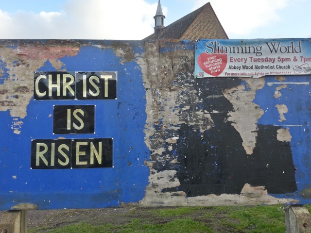 Christ is Risen. And the Slimming World
